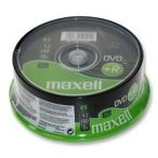 MAXELL DVD+R 25db 4.7GB 16x 275525