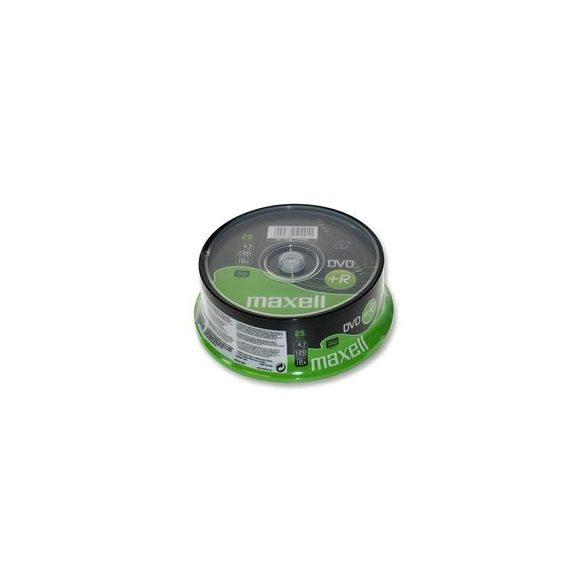 MAXELL DVD+R 25db 4.7GB 16x 275525