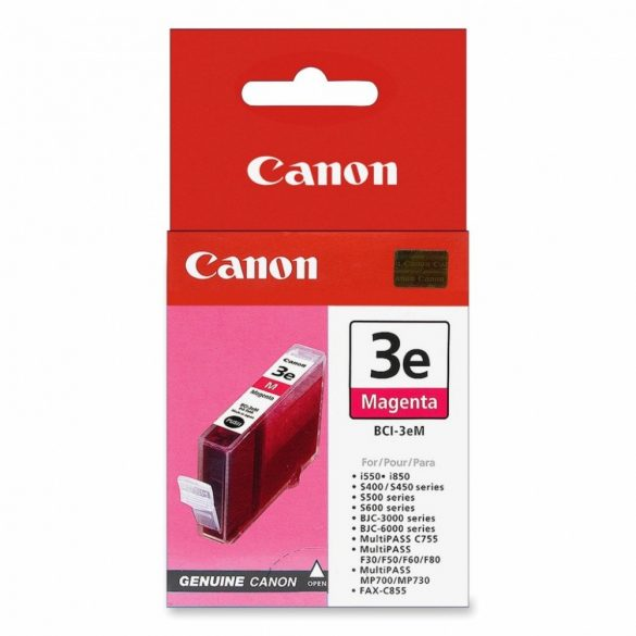 CANON (3e) magenta patron BCI-3eM ~ 390 lap, 15 ml