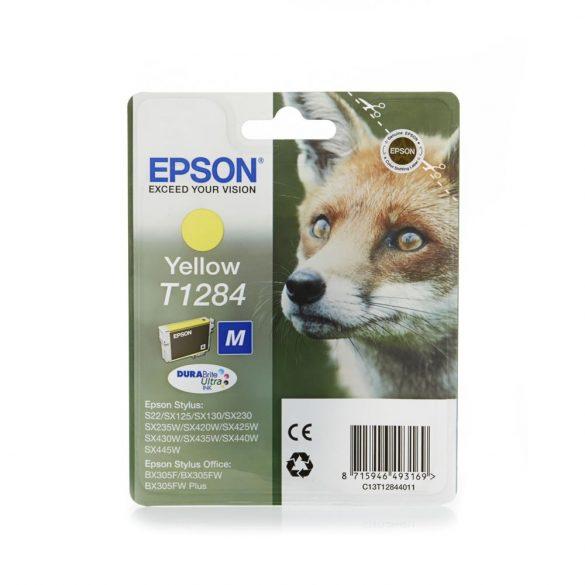 EPSON (T1284) Yellow patron C13T12844010