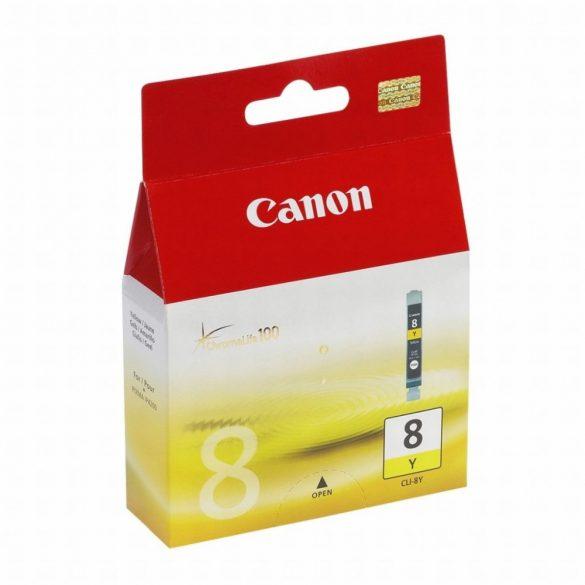 CANON (8) Yellow patron CLI-8Y