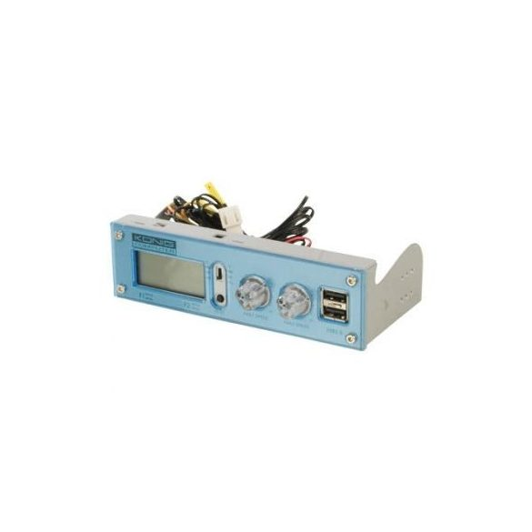 KÖNIG Smart Panel CMP-MULTIPAN40 DISP/USB/FAN utolsó darab