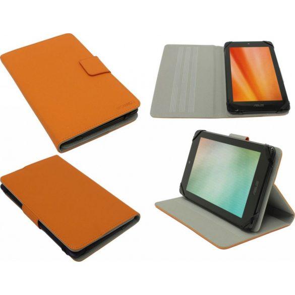 """CANYON CNS-CUT7O Univerzális 7"""" tablet tok / állvány (narancs)"""