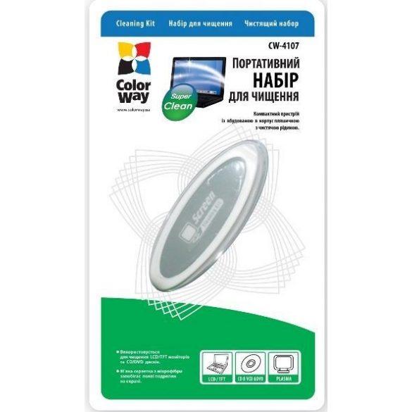 ColorWay Hordozható tisztitókészlet