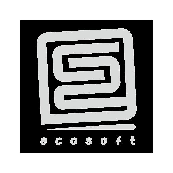 VCOM DE131 Fashion music headphones with simple and streamline design NARANCS-FEHÉR