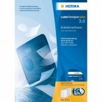 HERMA 8341 Label Designer Plus 3.0 Etikett készítő szoftver /DE