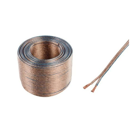 VALUELINE Flexibilis hangfal kábel 2x1.5 mm2