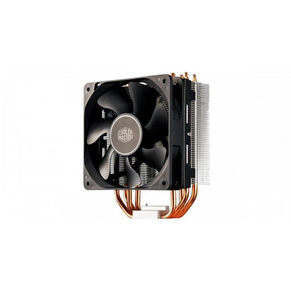 Cooler Master Hyper 212 X univerzális CPU hűtő (RAKTÁRON - UTOLSÓ DARAB)