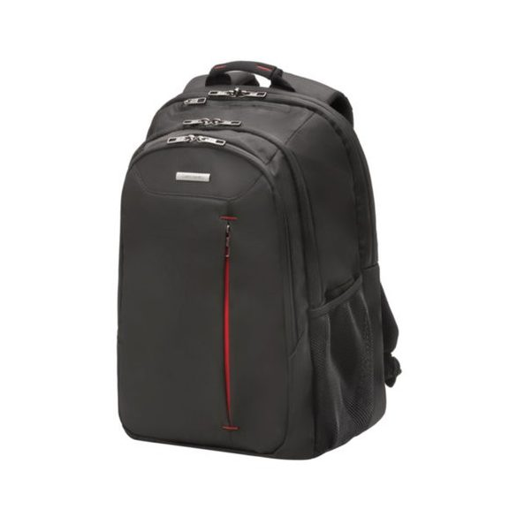 "SAMSONITE NOTEBOOK HÁTIZSÁK, LAPTOP BACKPACK L 17.3"" - GUARDIT, BLACK"
