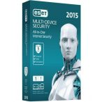 ESET Multi-Device Security Home Edition 3 gép 1 év Új Licensz