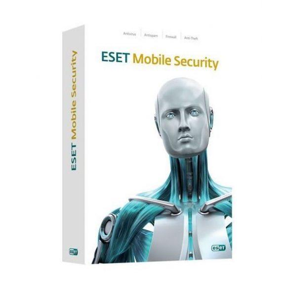 ESET Mobile Security for Android 1 mobileszköz 1 év Új licensz