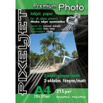 PIXELJET Premium Photo Fényes A4 2-oldalas 215gr/m2 10 lap